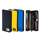 Naturehike RFID Anti-theft Blocking Credit Card Holder Men Waterproof XPAC Travel Passport Long Wallet ID Card Package