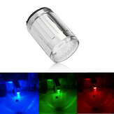 LED Light Water Tap Faucet Extender Temperature Sensor RGB Glow Shower Stream Shower Head Faucet Aerator