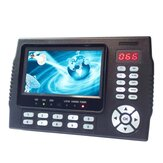 KPT-958H DVB-S2 MPEG4 HD Digital Satellite Finder Meter USB2.0 HD Output Satellite Finder Better Satlink Ws-6950