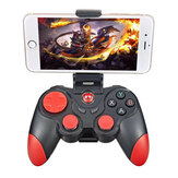 GEN GAME NEW S5 Wireless Bluetooth Game Pads Game Controller com suporte para iOS Android Mobile Phone Tablet PC PS3 Game Console Gamepad