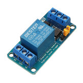 10pcs 1 Channel 5v Relay Module High and Low Level Trigger BESTEP for Arduino - productos que funcionan con placas oficiales Arduino