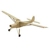 Dancing Wings Hobby R02 Fi156 777mm Spanwijdte Balsahout Laser gesneden RC Vliegtuig KIT / PNP