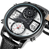 Orologio KAT-WATCH 5ATM Dual Display impermeabile