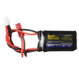 Tiger Power 7.4V 450mAh 60C 2S Lipo Batterie JST Plug