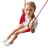 Baby Weaving Swing Net Chair Hang Fotel hamakowy Indoor Outdoor Kids Swing Outdoor Indoor Max Load 200kg