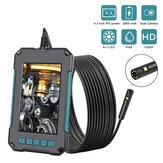 8mm Micro USB Borescope Inspeksi Kamera Tampilan Layar Digital HD 1080P Dual Kamera Borescope Mendukung Kartu TF Soft Kawat Untuk iPhone 12 12Pro