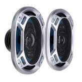 YQ-6908P 1000W 6x9 Pair Of Component Car Speaker Ring