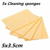 5pcs Magic Universal Cleaning Sponges Eraser Pad Multifunctional Foam Cleaner 5x3.5cm