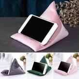 Suporte de tablet multi-ângulo travesseiro tablet suporte laptop suporte de telefone