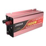 Schermo intelligente solare Inverter di potenza a onda sinusoidale pura 1600 W / 2200 W / 3000 W DC 12 V / 24 V / 48 V / 60 V a convertitore CA 220 V 240 V
