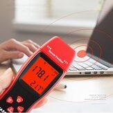 TA8191 Monitor de Radiação Eletromagnética Monitor de Radiação Instrumento de Medição e Detecção de Radiação