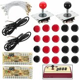 Joystick Push Button Zero Delay Giochi Arcade Kit DIY per MAME