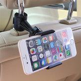 Multifunktionale 360 Grad Rotierenden Fahrradgriff Auto Rücksitz Stehen Kopfstütze Telefon Halter Halterung