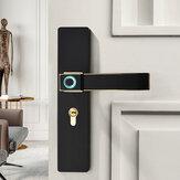 Vingerafdruk Slimme deurslot Elektrische biometrische beveiliging met slotkern / lichaam