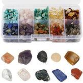 10種類の天然水晶と石宝石水晶岩石鉱物標本ヒーリン