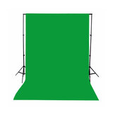 100x160cm Non-woven Fabrics Chromakey Green Photography Backdrop Background Cloth for Photography Video YouTube