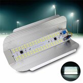 50W High Power 70 LED Banjir Cahaya Waterproof Lodine-tungsten Lampu Outdoor Garden AC220-240V