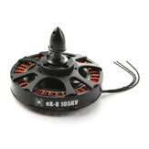 iFlight iPower ex-8 105KV 6-12S UAV Brushless Motor 246g for 28/29 بوصة Propeller RC Drone