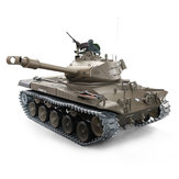 Heng Long 1/16 3839-1 2.4G US M41A3 Wacker Bulldog RC Tank 6.0 Versión