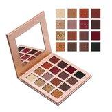 IMAGIC 16 Colors Matte Shimmer Eyeshadow Palette