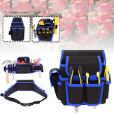 Electrician Tool Belt Bag Repair Bag Oxford Thick Storage Screwdriver Pocket Kit