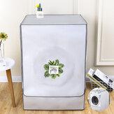 Washing Machine Cover Waterproof Dustproof Non-toxic Non-polluting Durable Lightweight Washing Machine Guard
