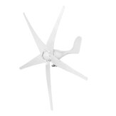 820W Wind Turbine Generator DC 12/24V 3/5 Blades With Charge Controller Wind Generator