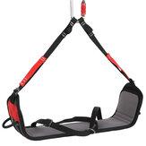 XINDA 800KG obciążenie antenowe siedzenie robocze deska alpinizm zjazdowy pas bezpieczeństwa pas wspinaczkowy uprząż na całe ciało antena sprzęt ochronny do pracy