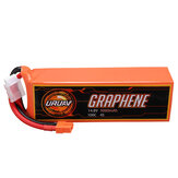 URUAV GRAPHENE 14.8V 5000mAh 100C 4S XT60 Plug Lipo Battery for FPV RC Racing Drone