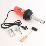 220V 1080W 2942pa Power Hot Air Gas Welding Heat Gun Welder Plastic