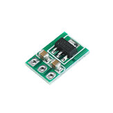 3 sztuk Mini DC 3.5-6 V do 3.3 V Konwerter DC-DC Step Down Buck Regulator Moduł LDO Regulator napięcia Płyta dla 18650 akumulatorów litowo-jonowych AAA ESP8266