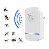 Elektronische Ultrasone Muggenspray Huishoudelijke Muggenspray Insectenverdelger Muisafstotende Elektronische insectenwerende middelen