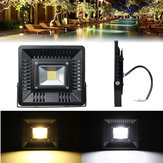 50W Outdooors Ultra Dunne LED Flood Light Tuin Yard Lamp Warm Pure White