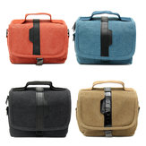 Single Shoulder Protective Travel Carrying Messenger Bag For Micro-DSLR Camera