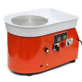 250W/350W Pottery Wheel Pottery Forming Machine Electric Pottery Wheel DIY Clay Tool Ceramic Machine