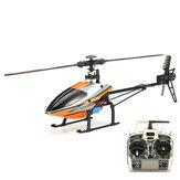 WLtoys V950 2.4G 6CH 3D6GシステムブラシレスフライバーレスRCヘリコプターRTF