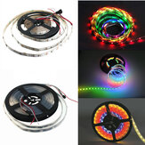 5050 RGB 4M 240LEDS WS2812B Waterproof IP65 LED Strip Light  LED Individual Addressable DC 5V