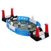 Mini jeu de football de table Joueurs de football interactifs de table de fête de famille de joueurs doubles