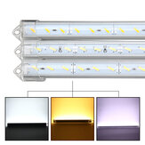 50cm 9W 1800lm 36 SMD 7020 Vandtæt IP44 LED Rigid Strip Cabinet Light DC 12V