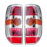 Car Rear Tail Light Brake Lamp with No Bulb Left/Right for Mazda BT50 2007-2011 UR5651150 UR5651160