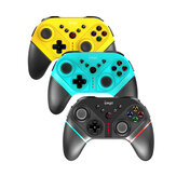 iPega PG-SW038 bluetooth Wireless Gamepad for Nintendo Switch Android PC PS3 Six-axis Gyroscope Somatosensory Vibration Turbo Game Controller