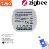 220-240V Tuya Smart Solution Two-way ZB Dimming Switch Smart Home Modification Module