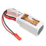 ZOP Power 11.1V 400mAh 60C 3S Lipo Batterie JST Stecker