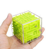 Multi-Barva 3D Stereo Labyrinth Fidget Reduce Stress Cube For Kids Children Gift Toys