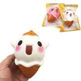 Giggle Bread Squishy Ice Cream 12cm Slow Rising With Packaging Collection Gift Decor Soft