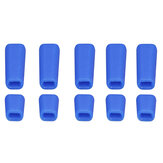 10 PCS RJXHobby Silicon Anti-slipping Transmitter Switch Cap for Frsky Fsfly Radio Transmitter