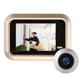 2,4 inch LCD digitale video deurbel kijker Kijkgaatje beveiliging deur Eye Monitoring Camera