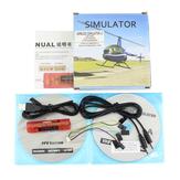 Wireless 10 In 1 RC Flight Simulator Adapter For Realflight G5 G4 Phoenix 5.0 4.0 XTR FMS AEROFLY