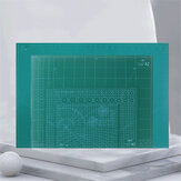 A2/A3/A4 Cutting Mat Double Sided DIY Handmade Craft Board Durable PVC Clear Scale Self Healing Patchwork Tools
