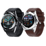 [Bluetooth-Anruf] Bakeey Y10 1,54 'Voll-Touchscreen Dual-Menü-Stil Mehrfachwahloption Herzfrequenz-Blutdruck-Sauerstoffmonitor IP68 Smart Watch